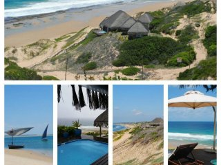 Purple Turtle Beach Villa, Mozambique, Jangamo