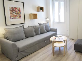 Bonito Apartamento Estudio Pleno Centro A/C, WIFI, Malaga
