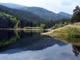 Lake San Isabel Cabin, Rye