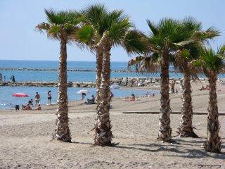 Precioso apartamento soleado cerca de la playa, Campello