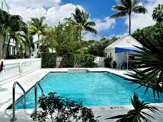 """SECRET GARDEN"" - Weekly Or Monthly (Truman Annex) - A Step Above,Steps Away!, Key West"
