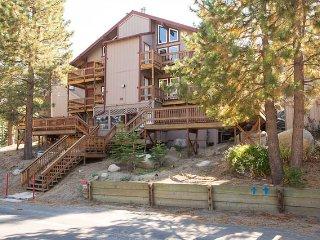 Tahoe Village Stateline Nevada Stagecoach (QAL360D