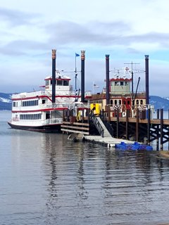 Zephyr Cove Ferry Boats