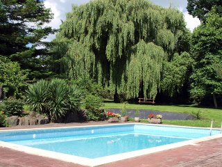 Normandy Getaways at Mis Harand - Swimming pool.