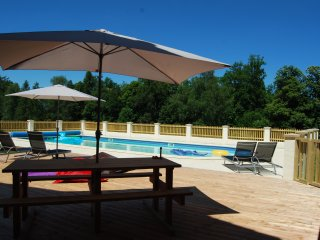 Farmhouse Accommodation with Private Pool and Hot Tub