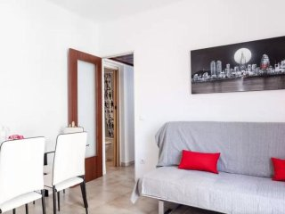 Sagrada Familia Clot apartment in Eixample Dreta with WiFi, airconditioning & lift., Barcelona