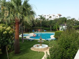 First floor 2 bed Triangulo, Estepona