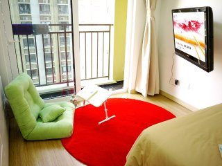 New Bright Sunshine Independ Cozy Studio, Shanghai