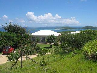 Zoni Beach Estate en 25 acres de belleza aislada, Culebra