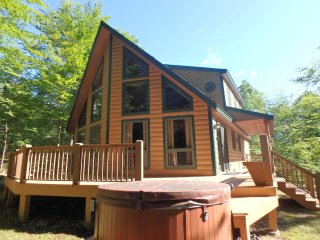 ON MOUNTAIN, SKI IN-SKI OUT Sleeps 20 HappyTrails, Newry