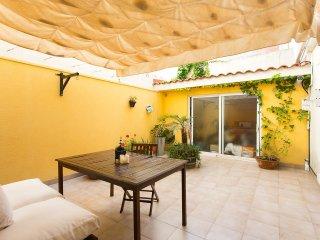 Bonito apartamento en la playa de Vilanova