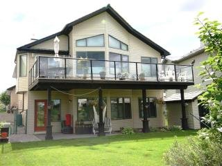 Two bedroom furnished garden suite, Cochrane