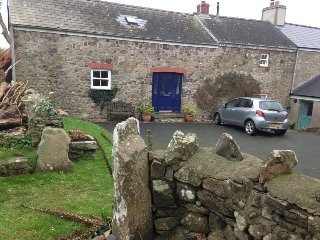 The Longhouse, St. Davids