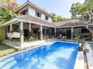 villa spacieuse traditionnelle balinaise central