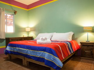 green room B&B Casa Juarez