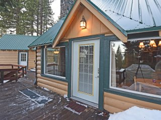 Cabin with Views & Character, Carnelian Bay