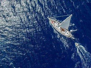 Ibiza and Formentera Sailing Vacations, Ibiza Town