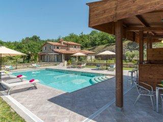 Pangea Villa, Seggiano