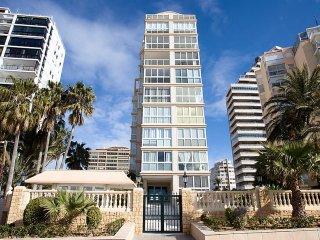 Apartment in Costa Blanka #3495, Calpe