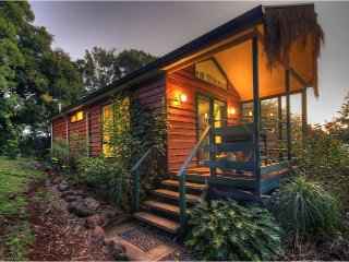 Tuban Cabin Accommodation in Maleny