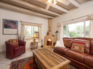 Caballo Home Away From Home with a Kiva Fireplace, Santa Fe