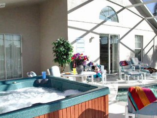 5 Minutes to the Magic - 4/3 Private Pool, Hot Tub, Games, Kissimmee