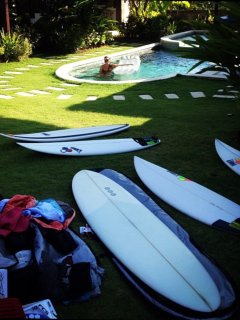 If you guys need camp for surfer, wE are the Place. Surfer camp from states