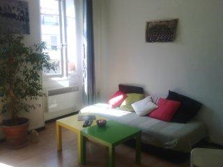 Appartement 2 pièces proche centre-ville, Marselha