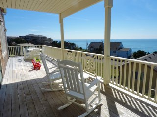 Gorgeous A+ Oceanview Home: Olivia Beach Pool; Pvt Hot Tub; Wrap Decks; High-End