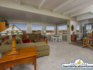 2115 S Promenade - Ocean Front On The Prom, Seaside