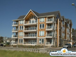 900 N Prom Unit 202 Two Story Townhouse Ocean Front on the Prom, Seaside