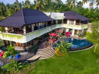 Villa Delmara at Balian Beach, Tabanan