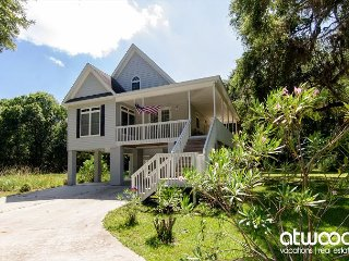 Nature's Touch - Edisto Island Retreat on Scenic Edingsville Beach Road