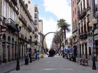 Dúplex en el centro de la ciudad