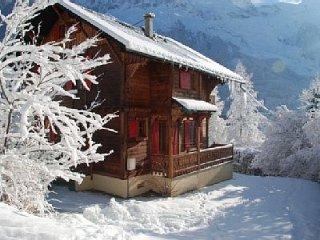 chalet primerose Chalet, Chamonix