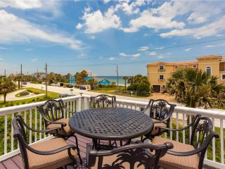 Coastal View, 4 Bedrooms, Ocean View, Pet Friendly, Sleeps 10, Saint Augustine