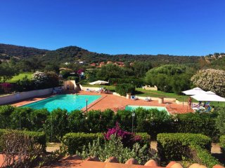 Residenza Costa Ottiolu - piscina, giardini, SPIAGGIA