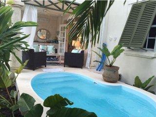 Luxury 2 bedroom garden apartment, Mullins