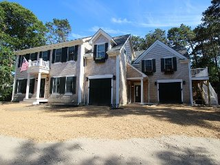Four bedroom 6 bath Edgartown Colonial