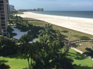 Spectacular Views From 9th Floor Beachfront Condo!, Marco Island