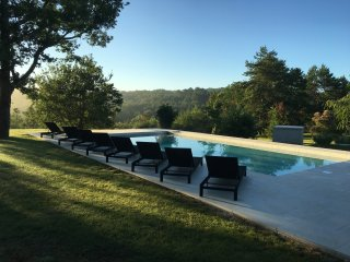 18th century farmhouse with pool in Dordogne