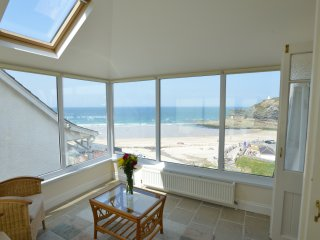 Stunning views from first floor conservatory