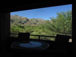 Amazing Mountain Views from this 2nd Floor Large 2 Bedroom in Ventana Canyon!, Tucson