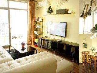2 bedrooms elervator apt in Xinzhuang,Minhang, Shanghái