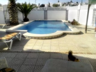 Private Detached Villa with a 10x5mt swimming pool