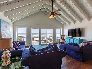 Livin' On A Prayer - Splendid Oceanfront View, Simple & Stylish Design, Peaceful, North Topsail Beach