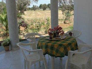 Casa in campagna con giardino recintato - 8 posti