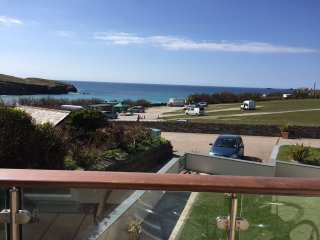 Watergate Suite, Ocean Blue, Treyarnon Bay