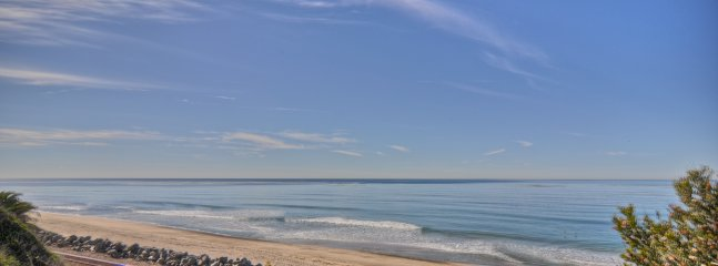 Access to San Clemente's North Beach is just steps away!