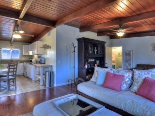 Coastal Condo With Spacious Deck, 1 Block to Beach & Near Carlsbad Village!